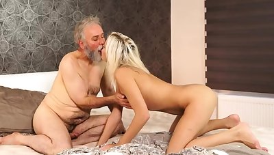 Old hairy pussy Surprise your girlpal coupled with she will screw